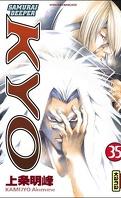 Samurai deeper Kyo, tome 35