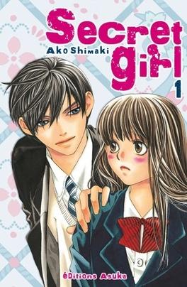 Couverture du livre : Secret Girl, tome 1