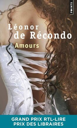 Couverture du livre : Amours