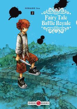 Couverture du livre : Fairy Tale Battle Royale, Tome 2
