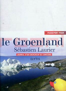 Couverture du livre : Passeport pour le Groenland