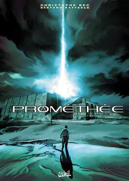 Couverture du livre : Prométhée, Tome 8 : Necromanteion