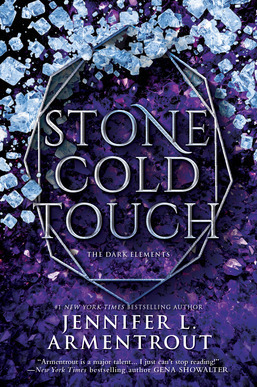 Couverture du livre : The Dark Elements, Tome 2 : Stone Cold Touch