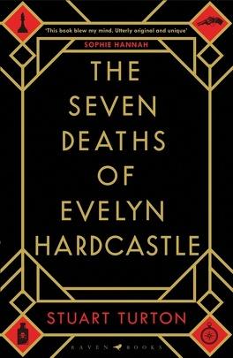 Couverture du livre : The Seven Deaths of Evelyn Hardcastle