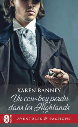 Couverture du livre : Un cow-boy perdu dans les Highlands