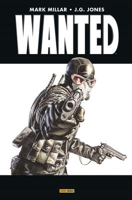 Couverture du livre : Wanted