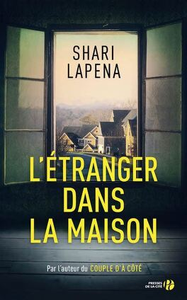 Couverture du livre : A stranger in the house