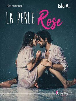 Couverture du livre : La Perle rose