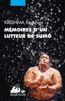 Couverture du livre : mémoires d'un lutteur de sumo