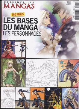 Dessiner Les Mangas Les Bases Du Manga Les Personnage
