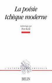 Couverture du livre : La poésie tchèque moderne