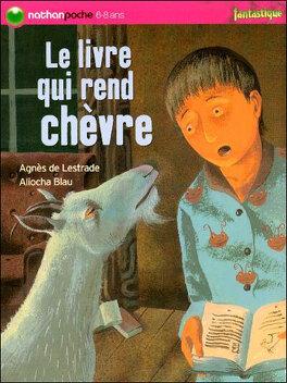 Couverture du livre : le livre qui rend chèvre