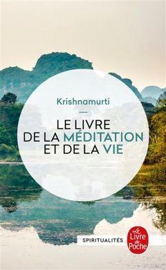 Couverture du livre : Le livre de la méditation et de la vie