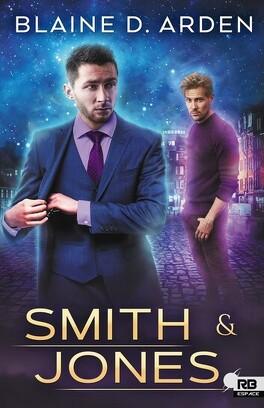 Couverture du livre : Smith & Jones