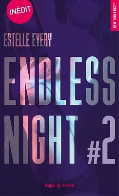 Couverture de Endless Night, Tome 2