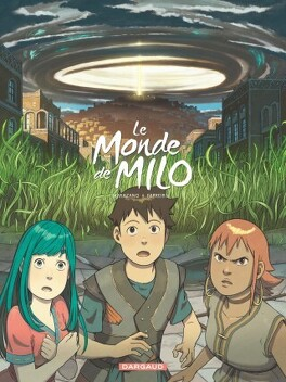 Couverture du livre : Le Monde de Milo, tome 6 : La Fille des nuages 2/2