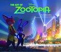 Zootopie : The art of Zootopia