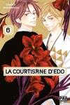 couverture La Courtisane d'Edo, tome 6
