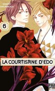 La Courtisane d'Edo, tome 6