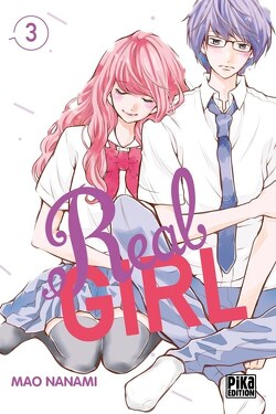 Couverture de Real Girl, Tome 3