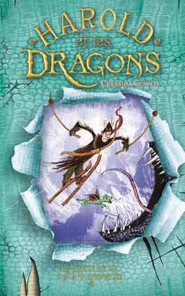 Couverture du livre : Harold et les Dragons, Tome 4 : Comment dompter une brute complètement givrée ?