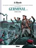 Les Grands Classiques de la littérature en bande dessinée, tome 13 : Germinal -2