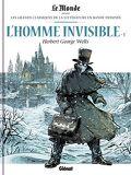 Les Grands Classiques de la littérature en bande dessinée, tome 31 : L'homme invisible -1