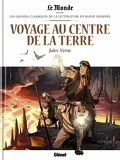 Les Grands Classiques de la littérature en bande dessinée, tome 5 : Voyage au centre de la Terre