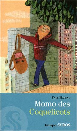 Couverture du livre : Momo des coquelicots
