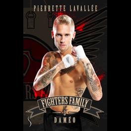 Couverture du livre : Fighters family, Tome 3 : Daméo
