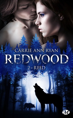 Couverture de Redwood, Tome 2 : Reed
