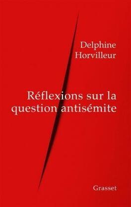 Couverture du livre : Réflexions sur la question antisémite