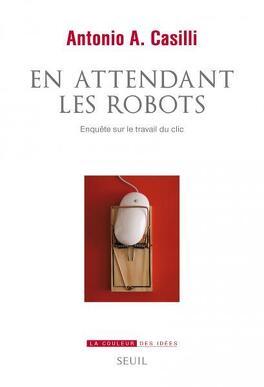 Couverture du livre : En attendant les robots