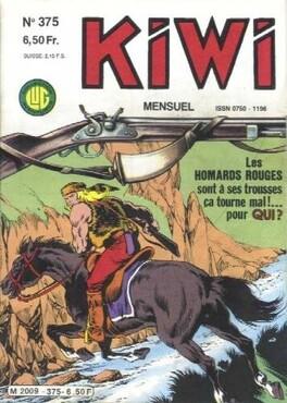 Couverture du livre : Kiwi N°375