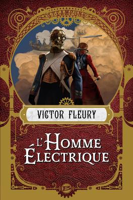 Couverture du livre : L'Homme électrique