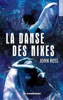 Couverture du livre : La danse des nixes