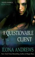 Kate Daniels, Tome 0.5 : A questionable client