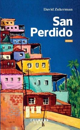 Couverture du livre : SAN PERDIDO