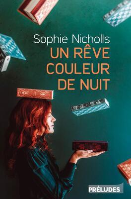 Couverture du livre : Un rêve couleur de nuit