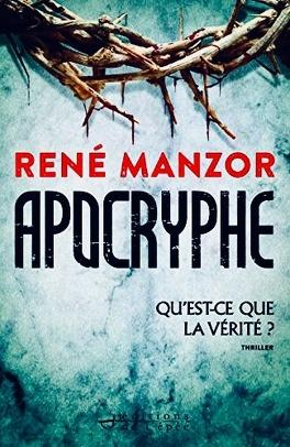 Couverture du livre : Apocryphe