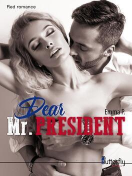 Couverture du livre : Dear Mr. President