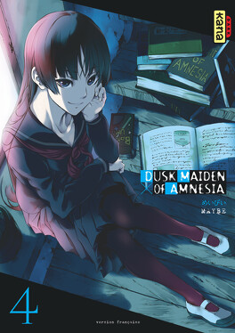 Couverture du livre : Dusk maiden of amnesia, Tome 4