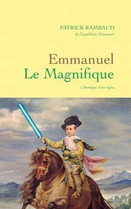 Couverture du livre : Emmanuel Le Magnifique