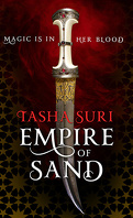 The Books of Ambha, Tome 1 : Empire of Sand
