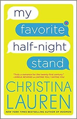 Couverture du livre : My Favorite Half-Night Stand