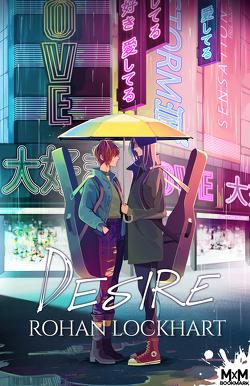Couverture de Desire