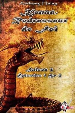 Couverture de Kenan, Redresseur de Foi - saison 2 - épisodes 1 et 2
