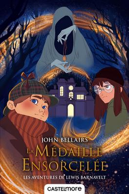 Couverture du livre : Kévin et les magiciens, tome 2 : La Médaille ensorcelée