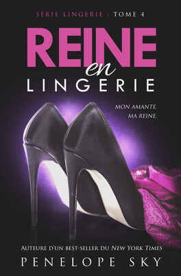Couverture du livre : Lingerie, Tome 4 : Reine en lingerie