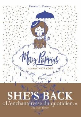 Couverture du livre : Mary Poppins, la Maison d'à côté